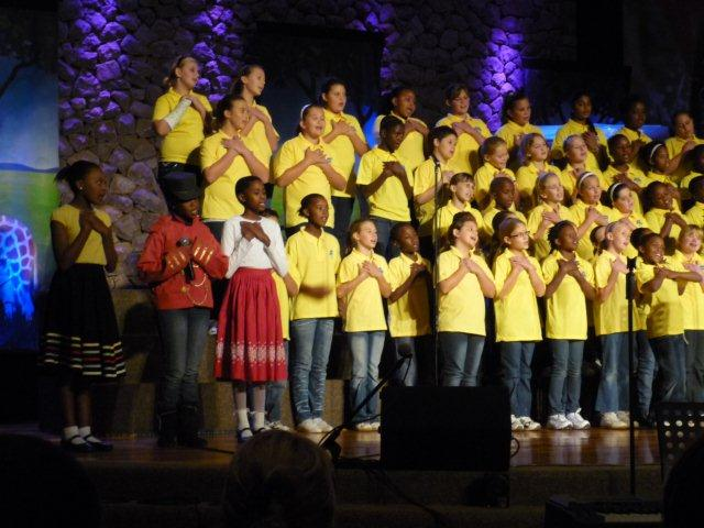 2011-05-26 Thando Mkhize singing in Forest View Choir.jpg